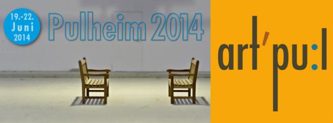 art'pu:l Pulheim 2014 Flyer