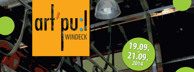 art'pu:l Windeck 2014 Flyer